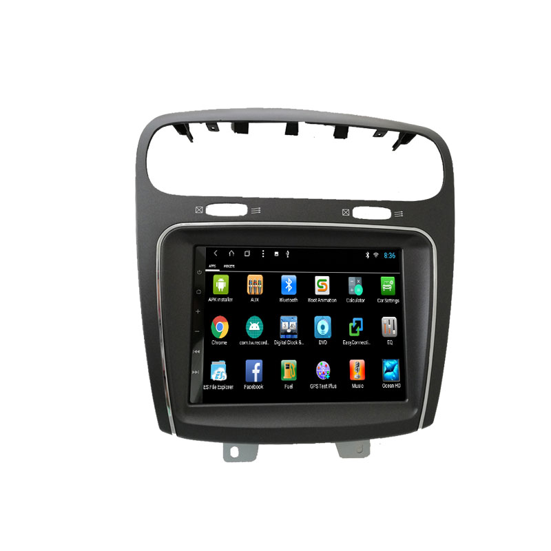 Image 4 - 2 Din Android 7.1 Car Radio Head Unit Autoradio Player For Fiat Leap Freemont Dodge Journey Stereo GPS Navigation Magnitol Video-in Car Multimedia Player from Automobiles & Motorcycles