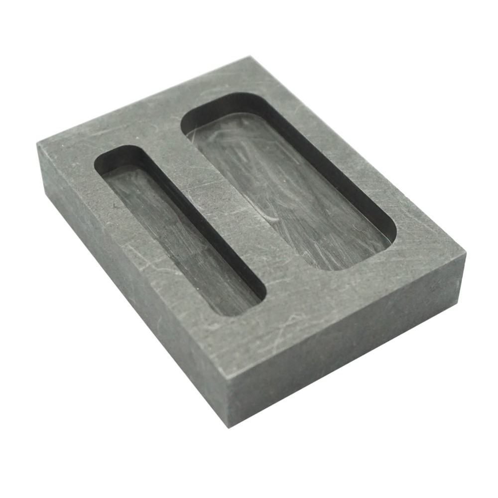 цены High Purity 20g 50g Combo Gold Graphite Ingot Mold Crucible for Melting Casting Refining Scrap Metal Jewelry