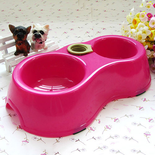Water Dispenser Food Dish Bowl Feeder Pet Dog Cat Automatic  Drinking Bowl Bottle