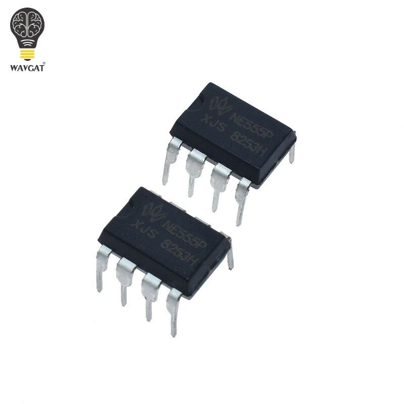 10PCS NE555 555 DIP-8 IC Timers NEW GOOD QUALITY