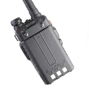 Image 5 - Baofeng UV 5RA Walkie Talkie 5W High Power Dual Band Handheld Zwei Weg Ham Radio UHF/VHF Communicator HF transceiver Sicherheit Verwenden