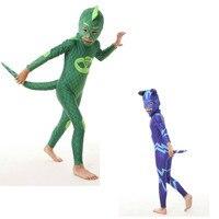 PJ Masks Hero Costume Birthday Party Dress Set PJ Masks Costumes For Halloween Kid Costume