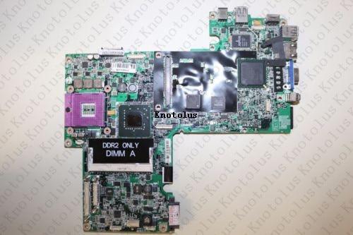 CN-0HX766 For Dell Vostro 1700 laptop motherboard 965PM DDR2 Free Shipping 100% test ok jal30 la 4121p for dell vostro 1510 laptop motherboard pm965 ddr2 0j603h free shipping 100
