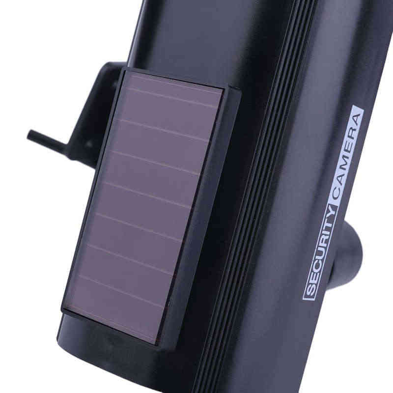 Домашняя наружная Солнечная энергия Манекен поддельная имитация дома Cctv камера безопасности