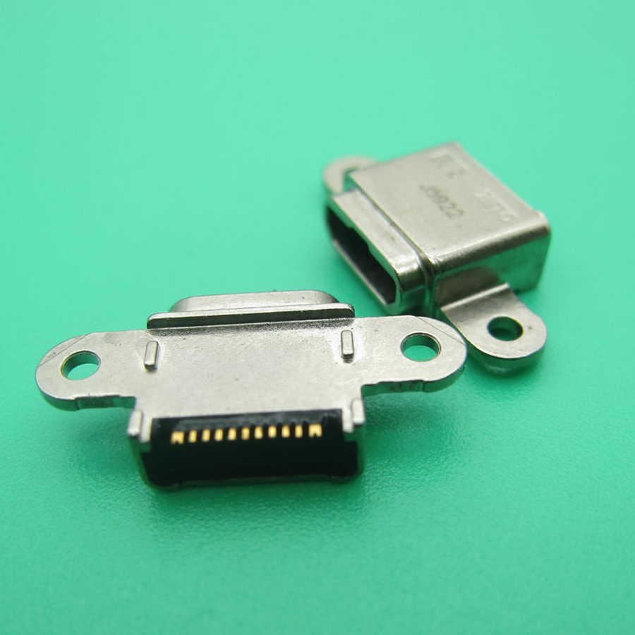 1 chiếc 11Pin Micro USB jack nối ổ dành cho Samsung Galaxy Samsung Galaxy S7 S7 Edge G9350 G935F G9300 G930F sạc điện thoại cổng