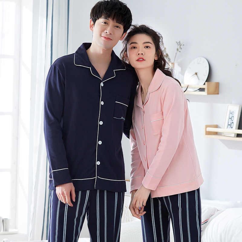 ست لباس خواب مردانه و زنانه کتان 2