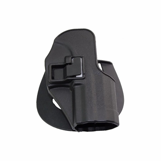 CQC Gun Holster tactical Hunting Airsoft Belt Pistol Holster for HK USP Compact Black/Green/Tan 3