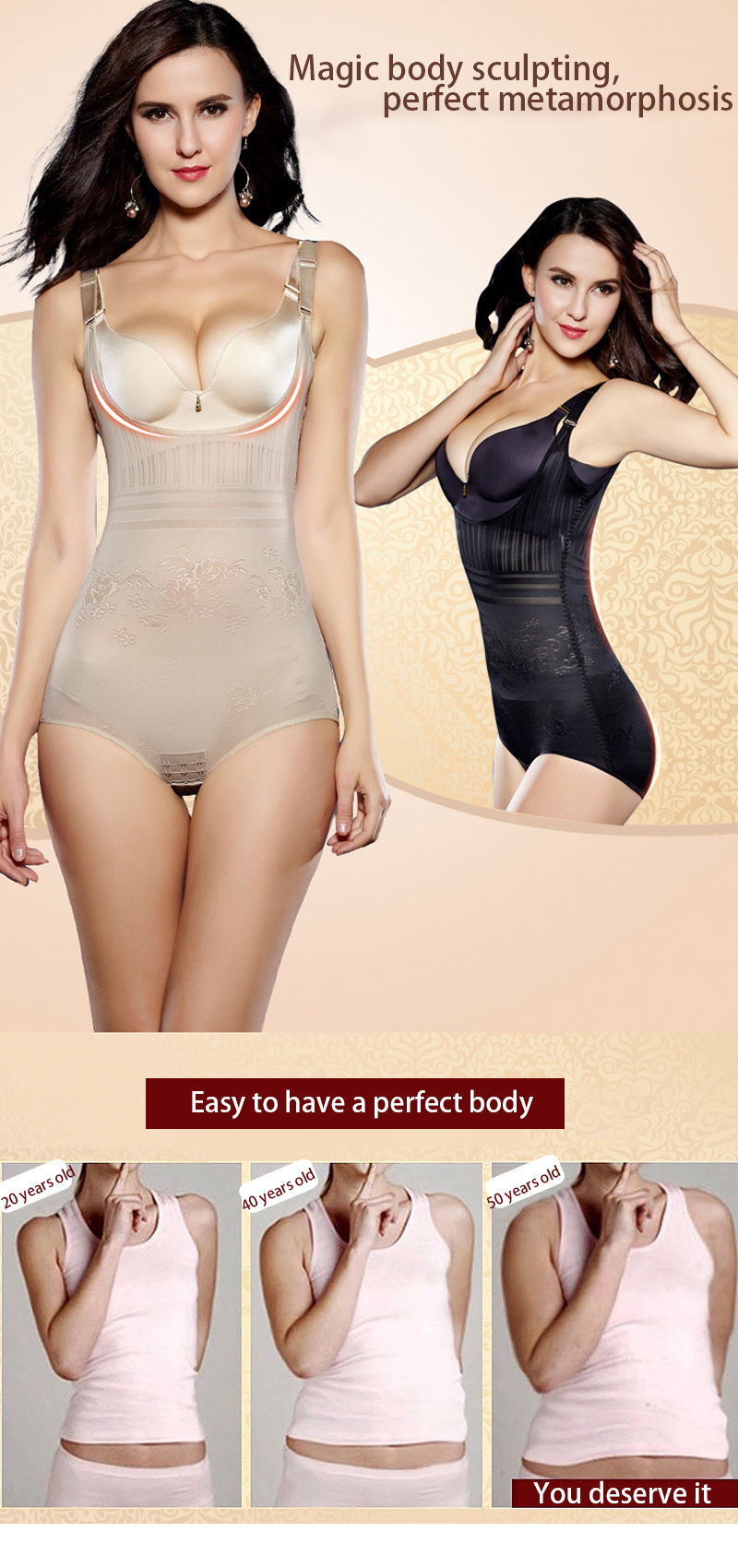 Women Post Natal Postpartum Slimming Underwear Shaper Recover ... 6d72171c6