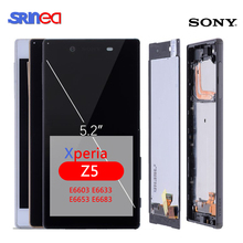 For Sony Xperia Z5 E6603 E6633 E6653 E6683 5.2