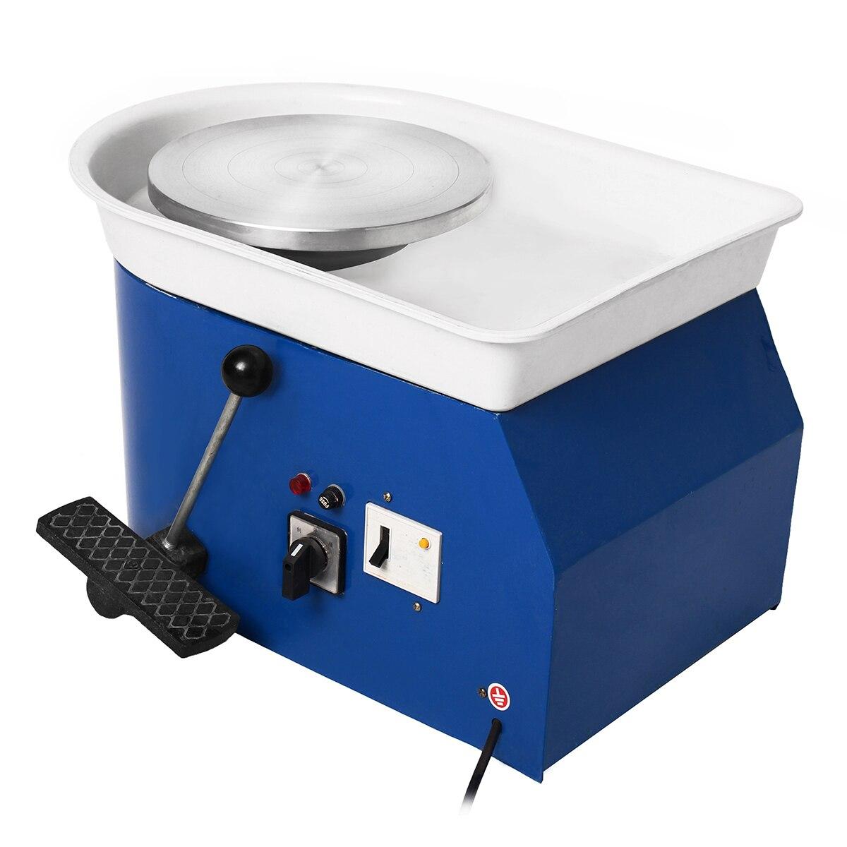 250 W 220 V poterie formant la Machine poterie roue en céramique Machine céramique argile pour travaux pratiques Machine - 4