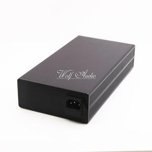 Image 5 - BZ1306B алюминиевый корпус, тонкий корпус DAC мини аудио усилитель чехол усилитель шасси DIY блок питания