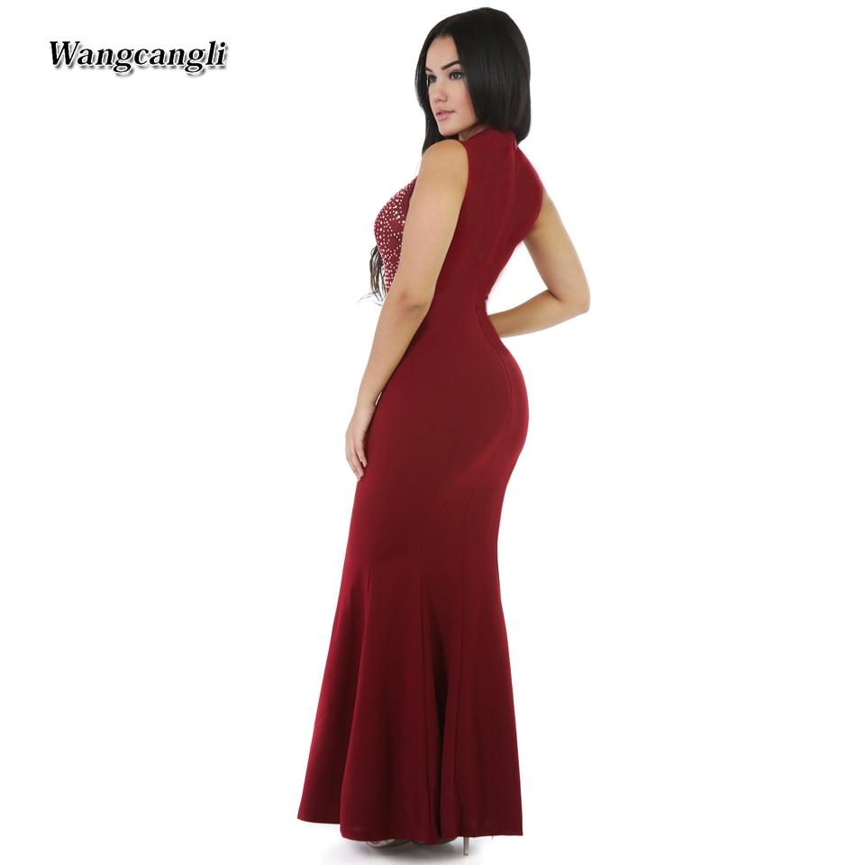 Wangcangli 2018 Summer Fashionable New Style Women S Elastic Waist O Neck Solid Sleeveless Europe And