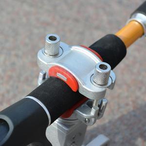 Image 3 - Barco mar marinho vara de pesca suporte suporte pólo suporte ajustável grampo para 15 50mm haste
