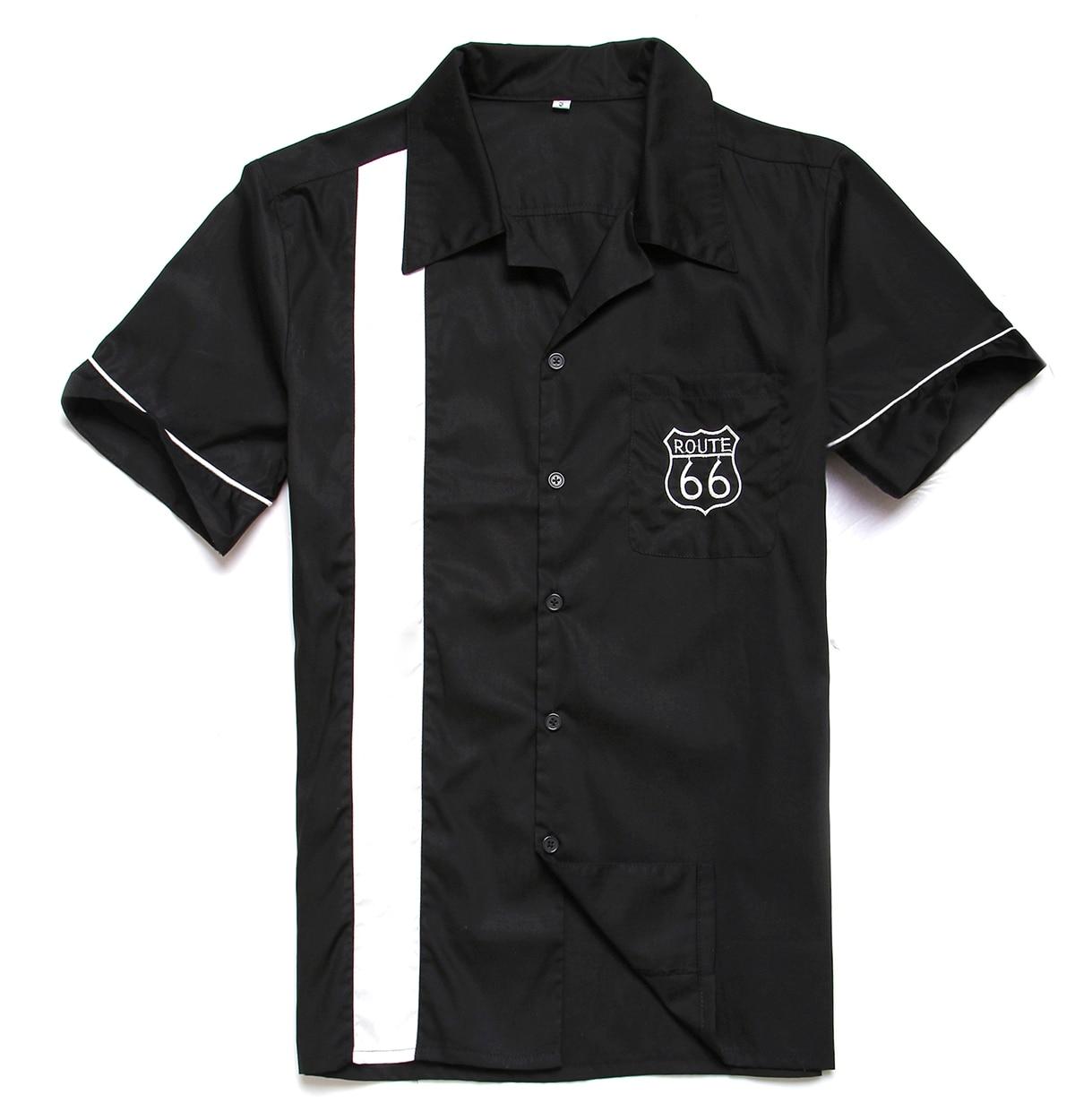 Popular rockabilly shirts men buy cheap rockabilly shirts for Bulk mens dress shirts