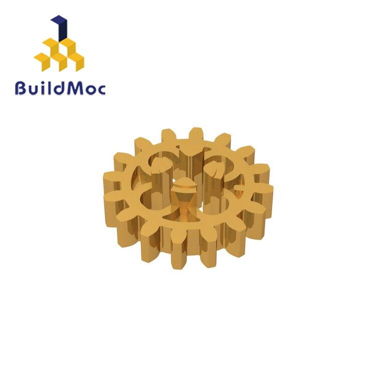 BuildMOC Compatible Assembles Particles 4019 16For Building Blocks Parts DIY LOGO Educational Gift Toys