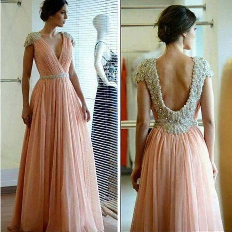 Tulle Fabric Pleat With Beading Handwork Bridesmaid Mermaid Long Prom Dress With Stones OL102785 vestido de festa de casamento 4