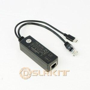 Image 2 - Gigabit Raspberry Pi 4 4B Aktive PoE Splitter USB TYP C 5V Power Over Ethernet