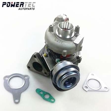 Турбокомпрессор для Audi A4 (B5) A6 (C5) 1,9 TDI AHH AFN ATJ AJM AVB BKE 74KW 81KW 85 KW Новый турбокомпрессор 454231 0003 full turbo 454231 5007S