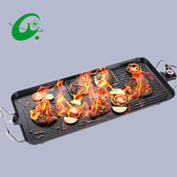 New design electric barbecue grill  Electric grill home electric oven  Small electric BBQ grill grill home oven electricoven oven -