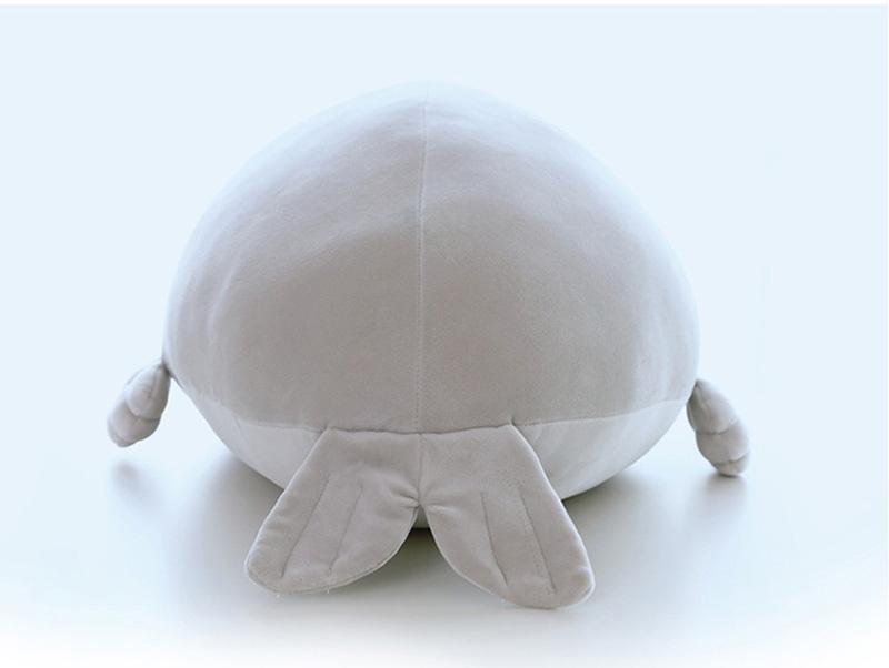 1pcs Cute Soft Animal Sea Lion Doll Baby Sleeping Pillow Marine Animals Seal Plush Toy Kids Stuffed Toys Gift (24)