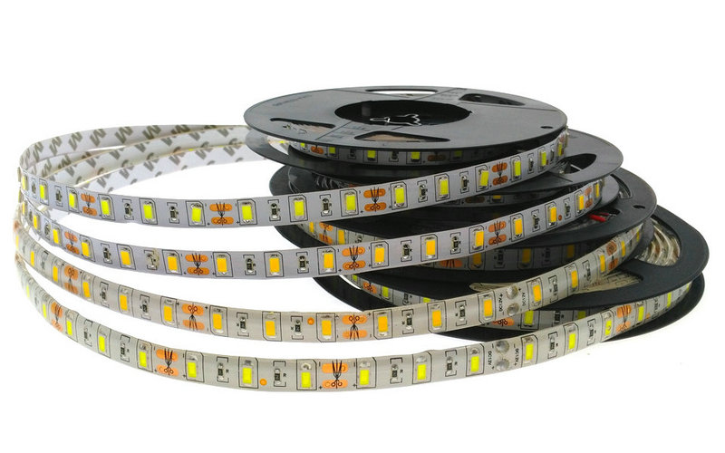 5730 LED Strip Lights SMD 5730 LED Tape White/Warm White/cold White 1m/2m/3m/4m/5m Super Bright For Flexible Home Decoration