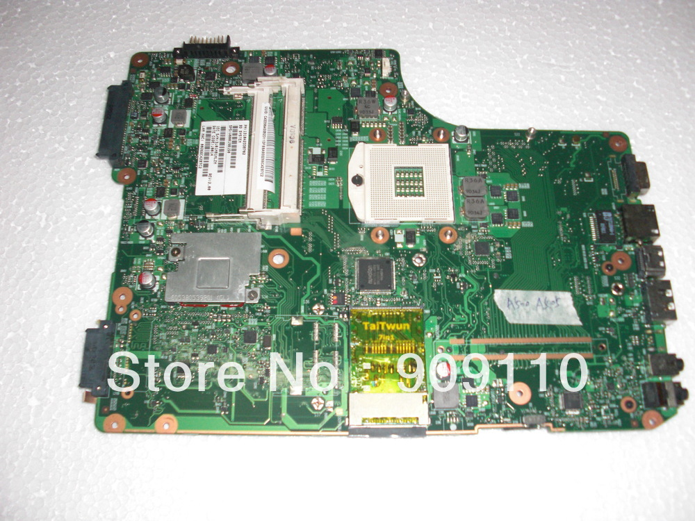 A500/505  integrated motherboard for T*oshiba laptop A500/A505   V000198150 l510 integrated motherboard for t oshiba laptop l510 v000175210
