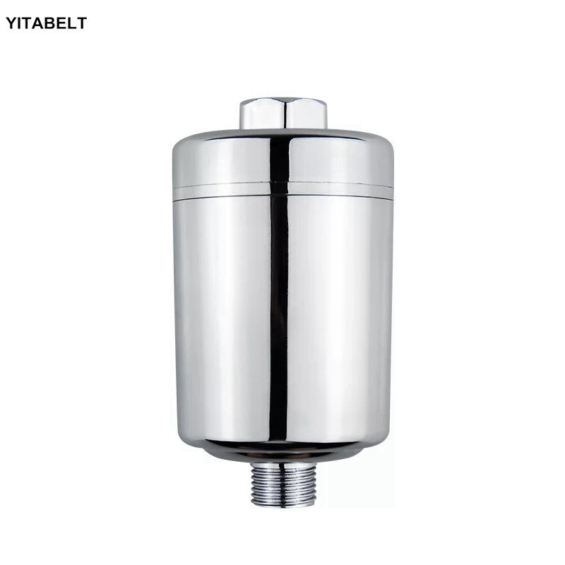 Shower Faucet Water Filter Bathroom Shower Head Softener Chlorine Filter Activated Carbon Water Tap Purifier|Water Filters| |  - title=