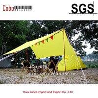 Backpacker 210t Fabric Camping Shelter Tarp Beach Sun Shades Shelters Canopy Waterproof