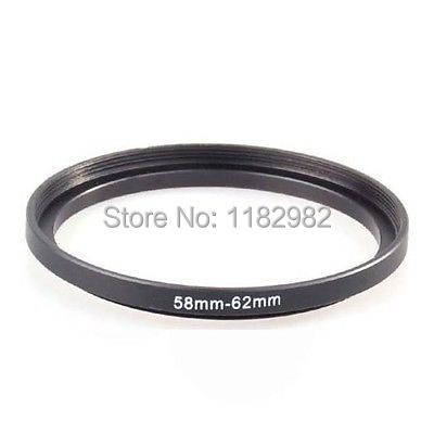 Lens Adapter ring High Quanlity 58mm-62mm 58-62 mm Step Up Filter Ring Stepping Adapter