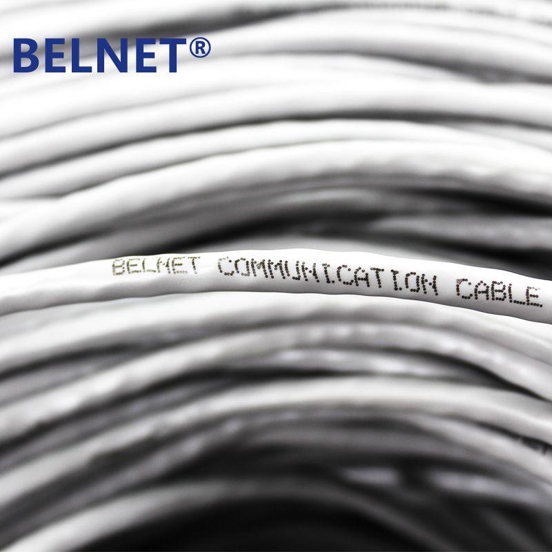 BELNET 305m 1000ft CAT5E UTP RJ45 Cable de red Ethernet Cable LAN - Cables de computadora y conectores - foto 4