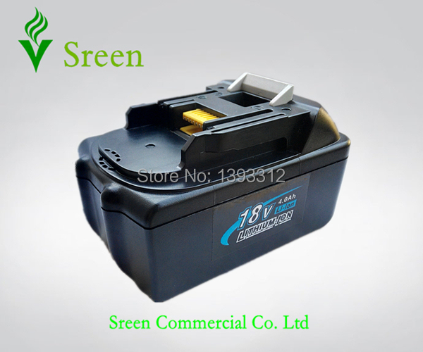 Special Prices 4000mAh Rechargeable Li-ion Power Tool Battery Packs Replacement for Makita 18V BL1830 BL1840 LXT400 BL1815 14 4v 4000mah li ion replacement power tool rechargeable battery for bosch bat038 bat040 bat041 bat140 bat159 psr1440 art 26