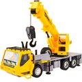 Automodelismo eletricos grúa carga eléctrica de juguete de niño de coche de control remoto de gasolina carl grúa camión de control remoto modelo de tractor