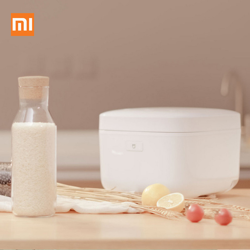 Mijia <font><b>Electric</b></font> Rice <font><b>Cooker</b></font> IH Smart Home 3L Alloy Cast Iron Heating <font><b>Pressure</b></font> <font><b>Cooker</b></font> Multicooker Kitchen APP WiFi Control image
