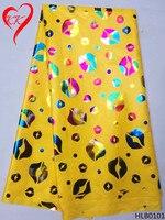 KK Wholesale Cheap Bazin African Clothing Lip Pattern African Bazin Fabric Women Dress Bazin Riche Getzner