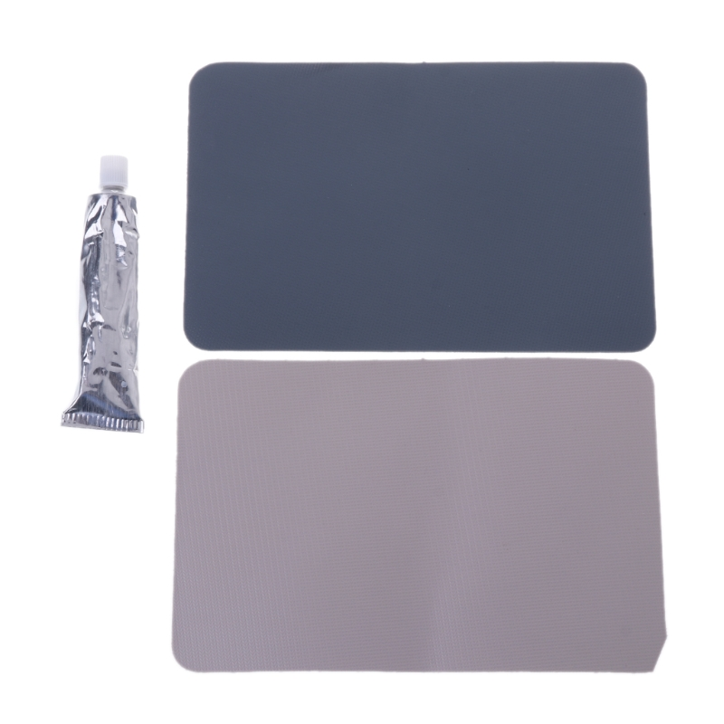 Inflatable Boat Swimming Pool PVC Puncture Repair Patch Glue Kit Adhesive Canoe