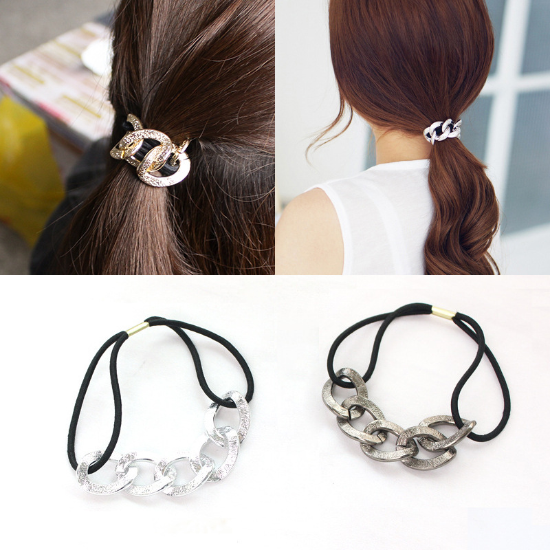 Korea Flowers Headband For Women Hair Accessories Alloy Butterfly Shiny  Elegant Pearl Hair Ties Butterfly Gum for Hair Bows 4-in Women s Hair  Accessories ... f7998480a0a