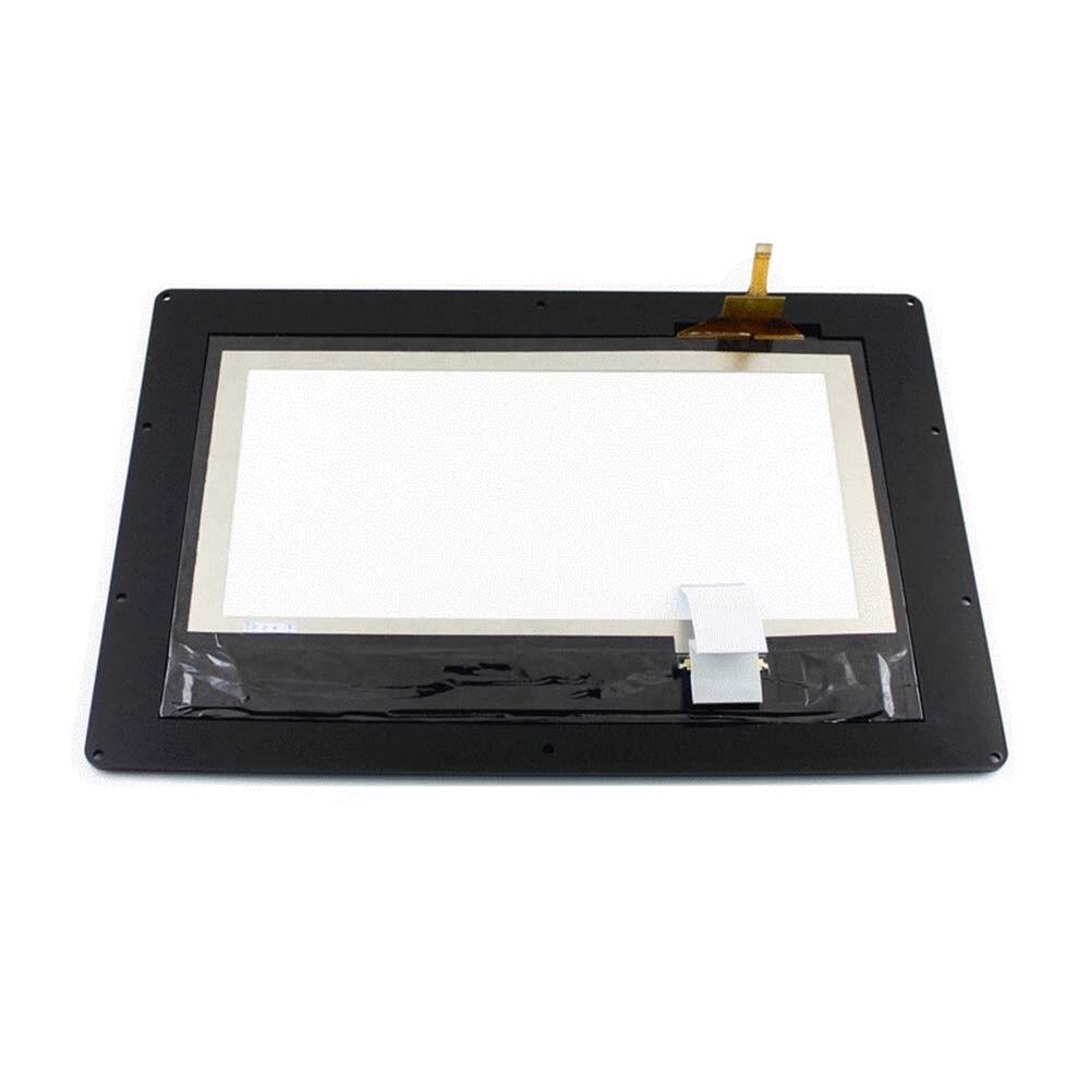 Купить с кэшбэком Waveshare 10.1inch HDMI LCD (B) 1280*800 Capacitive Display Monitor,IPS Touch Screen,For Raspberry Pi,Banana Pi,BB Black WIN10