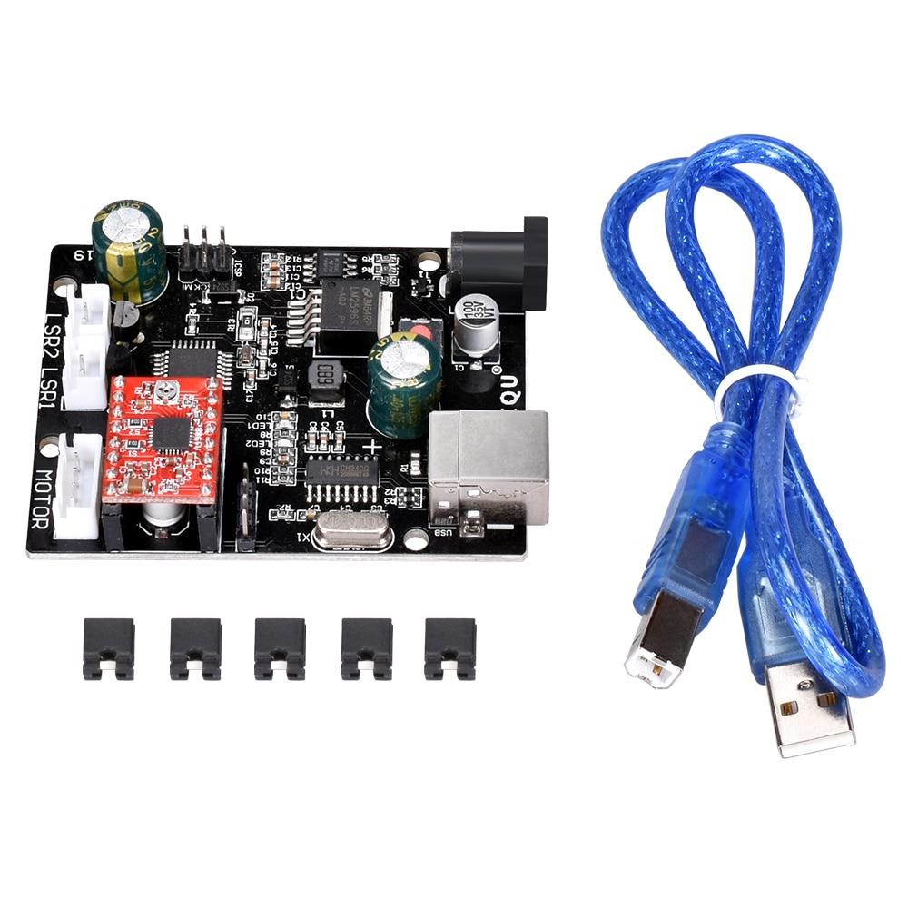 Ciclop 3D Scanner Board Laser V1.0 Scan Expansion Board Kits With A4988/DRV8825/TMC2130 Stepper Motor Driver 3D Scanner Reprap
