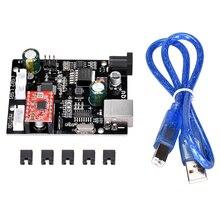 Ciclop 3D Tarayıcı Kartı Lazer V1.0 Tarama genişletme kartı Kitleri Ile A4988/DRV8825/TMC2130 Step Motor Sürücü 3D Tarayıcı repr...