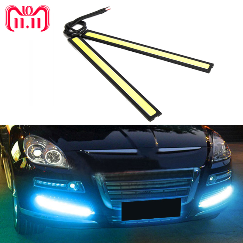 Universal Waterproof Daytime Running lights COB