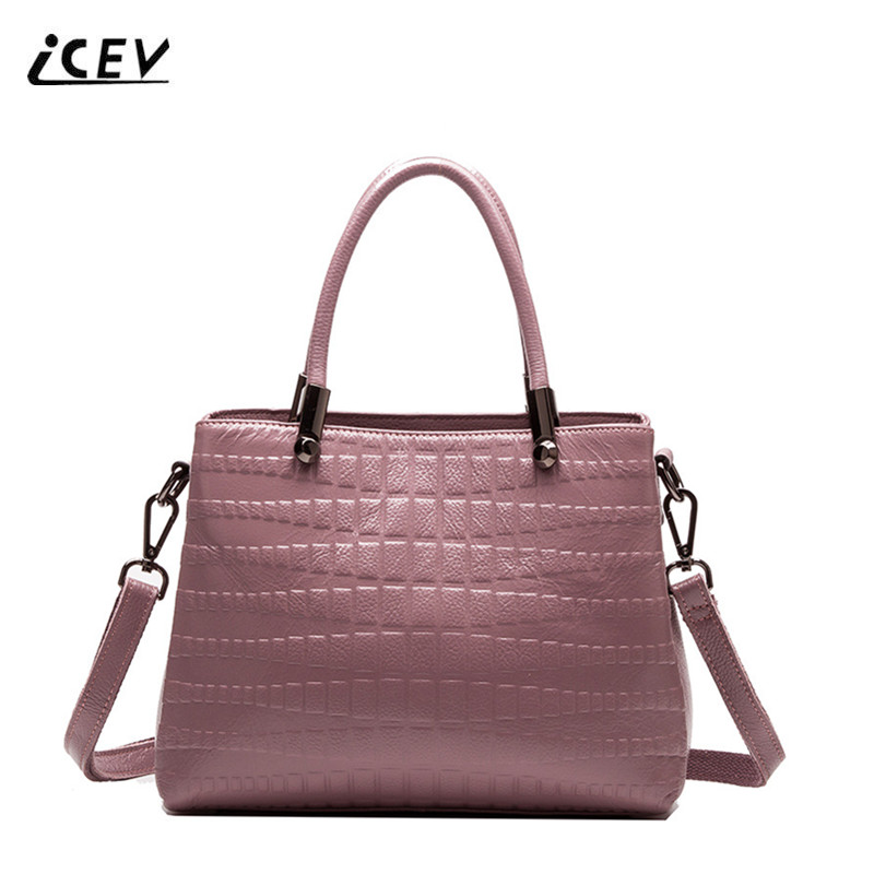 New Arrival Organizer Genuine Leather Handbags Bags Handbags Women Famous Brands Women Leather Handbag Ladies High Quality Totes