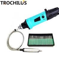 High Quality 380W Power Tool Dremel Mini Grinder Regulating Speed Electric Engraver Polishing Tool Mini Drill