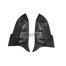 AN Style Caps Replacement OEM Fitment Raw material for BMW F20 F22 F23 F30 F32 F33 F36 F87 M2 X1 Unpainted Side Mirror M look