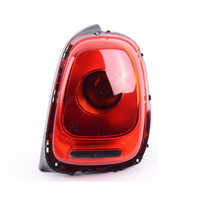 2 piezas luces antiniebla traseras LED para coche montaje de luces de freno de parque de freno señal de giro para BMW MINI Cooper F55 F56 f57 accesorios de coche