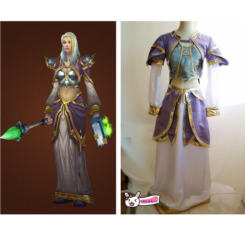 2016 Jaina Proudmoore Cosplay Costume
