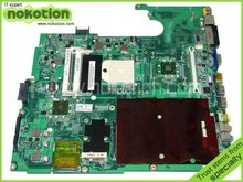 laptop motherboard for ACER 7230 series 31ZY7MB0000 MBTR806001 DA0ZY7MB6G0 AMD DDR2 Mainboard high quality
