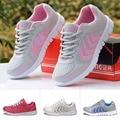 Mulheres sapatos casuais respirável moda 2016 Chegadas Novas cores Misturadas Mulheres sapatos