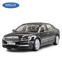 Welly GTA original 1:18 cars Volkswagen Phaeton simulation car models Simulation Car Diecast Models Collection High Quality Hot