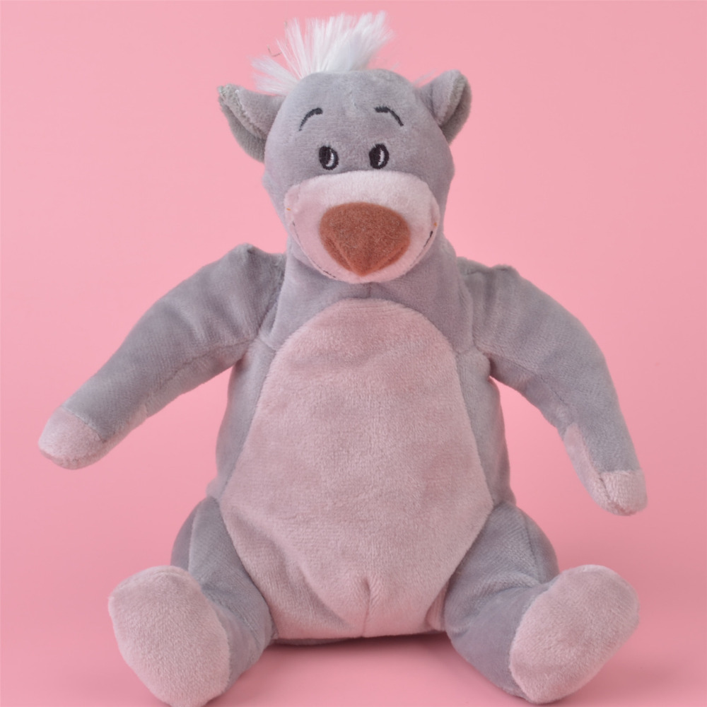 The Jungle Book Soft Plush Toy, 20cm Baloo Bear Baby Toy Gift Free Shipping