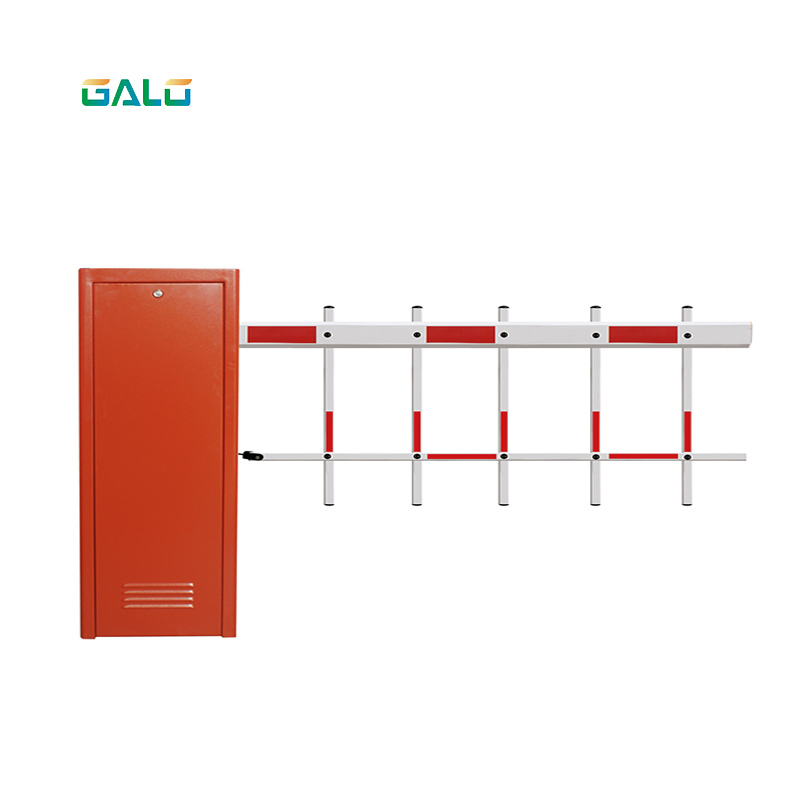 Boom Barrier Gate, automatic 2 fence boom barrier gateBoom Barrier Gate, automatic 2 fence boom barrier gate